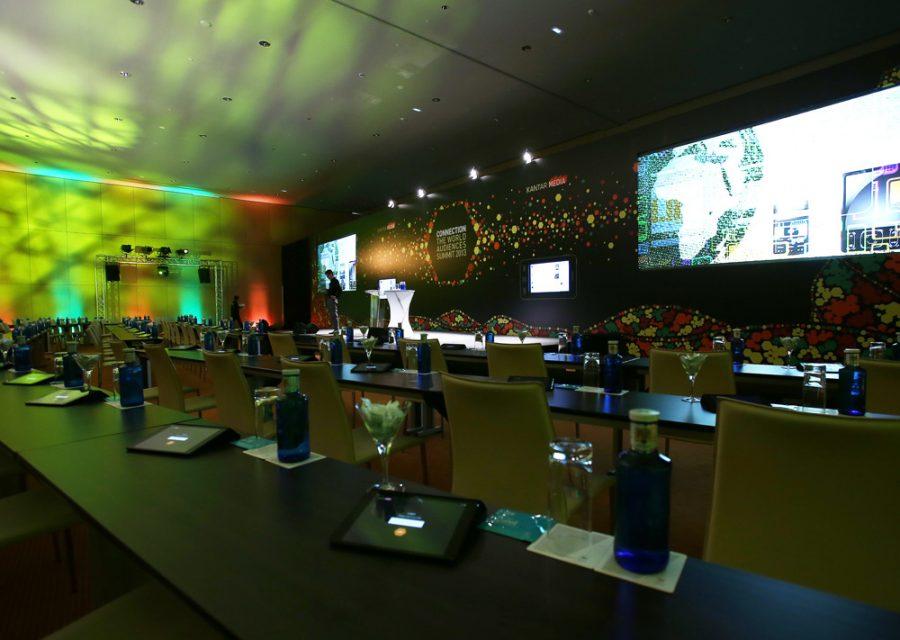 Kantar Media World Audiences Summit 2013 conference