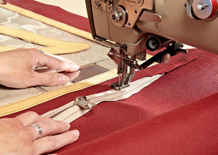 Canvasman sewing