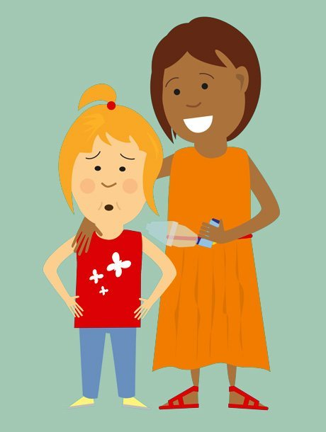 highlights - nhs child asthma awareness campaign