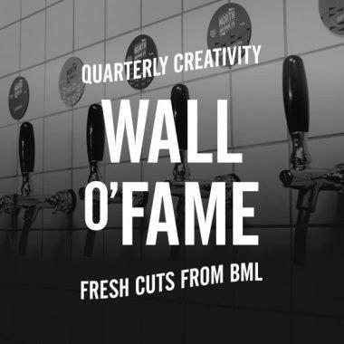 Wall o'Fame #12 Beer