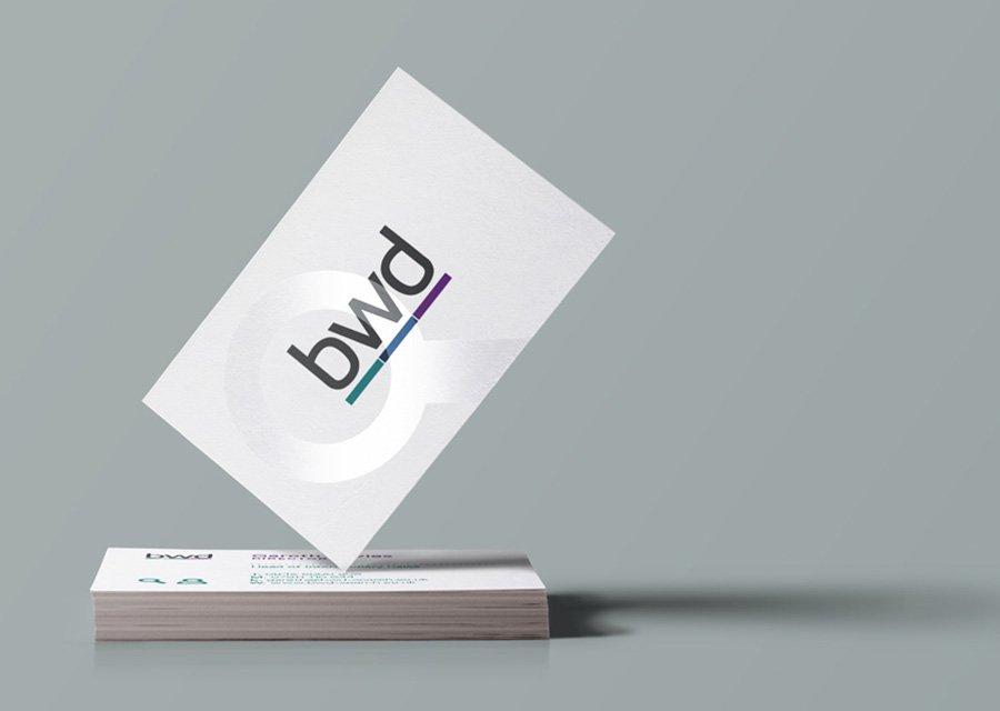 Brand design pricing – brand business card design