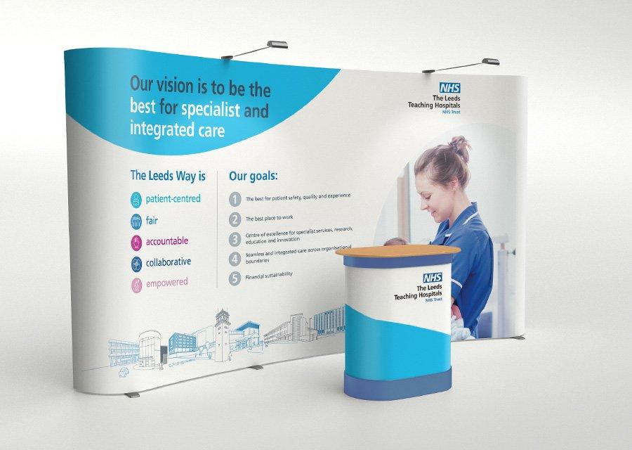 Branding design pricing – Brand exhibition stand display design