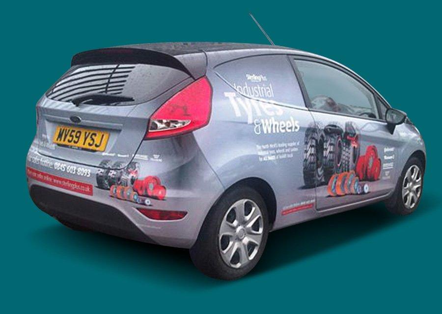 Branding design pricing – Brand vehicle livery wrap signage design
