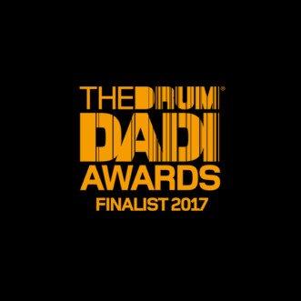 DRUM DADI Award logo