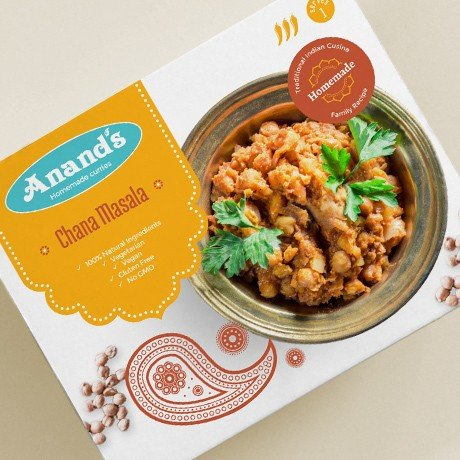 Anand's Food Packaging