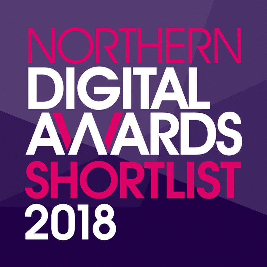 National Digital Awards Shortlist 2018