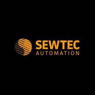 Sewtec Automation logo - Rebrand