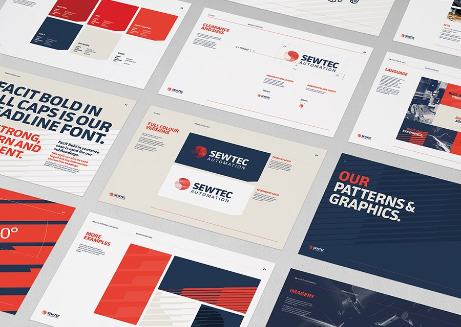 Journal Sewtec Brand Guidelines