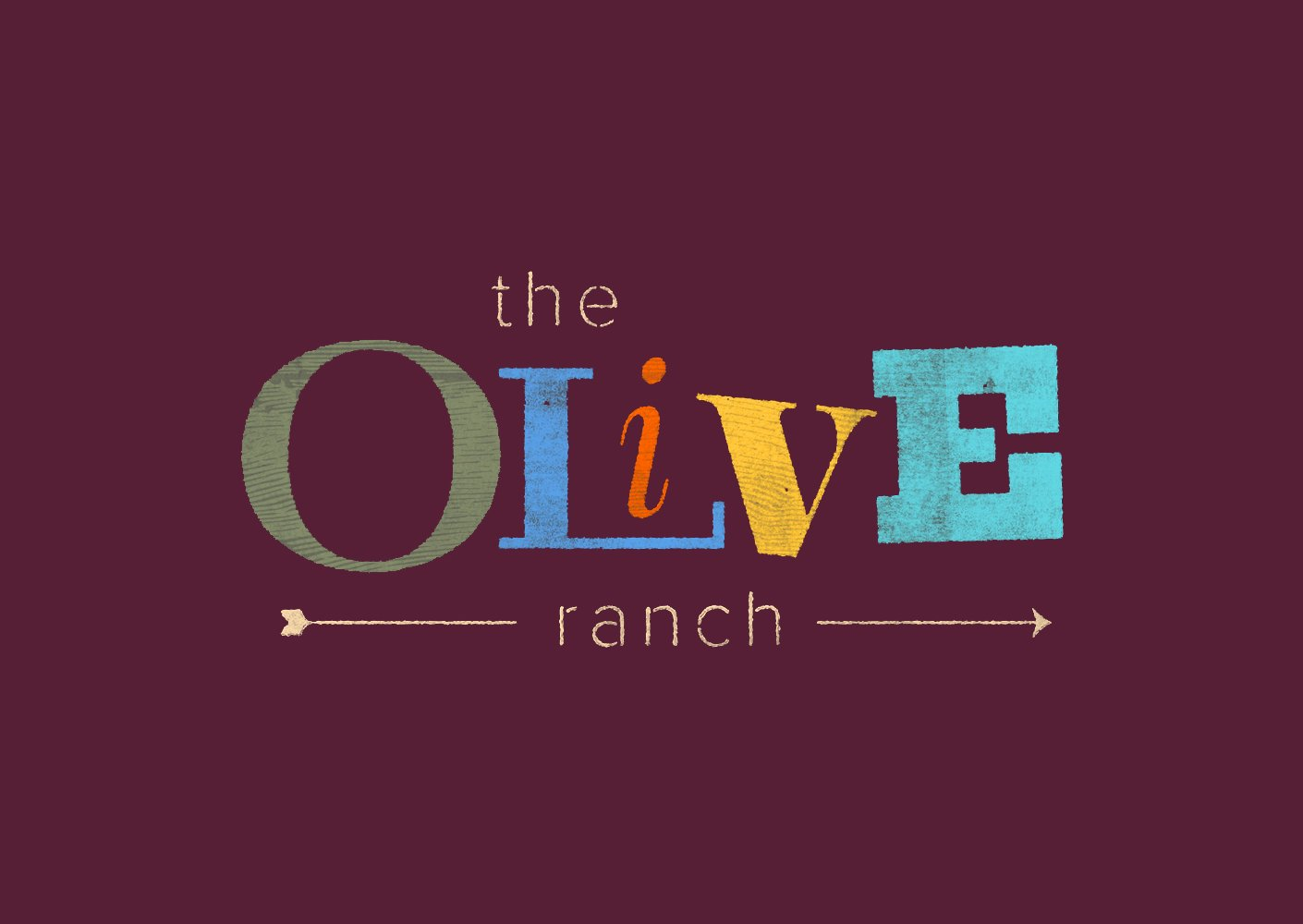 The Olive Ranch logo - brand