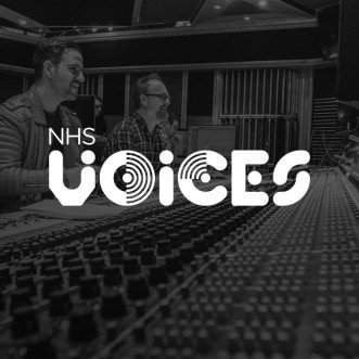 BML Creative - NHS Voices branding