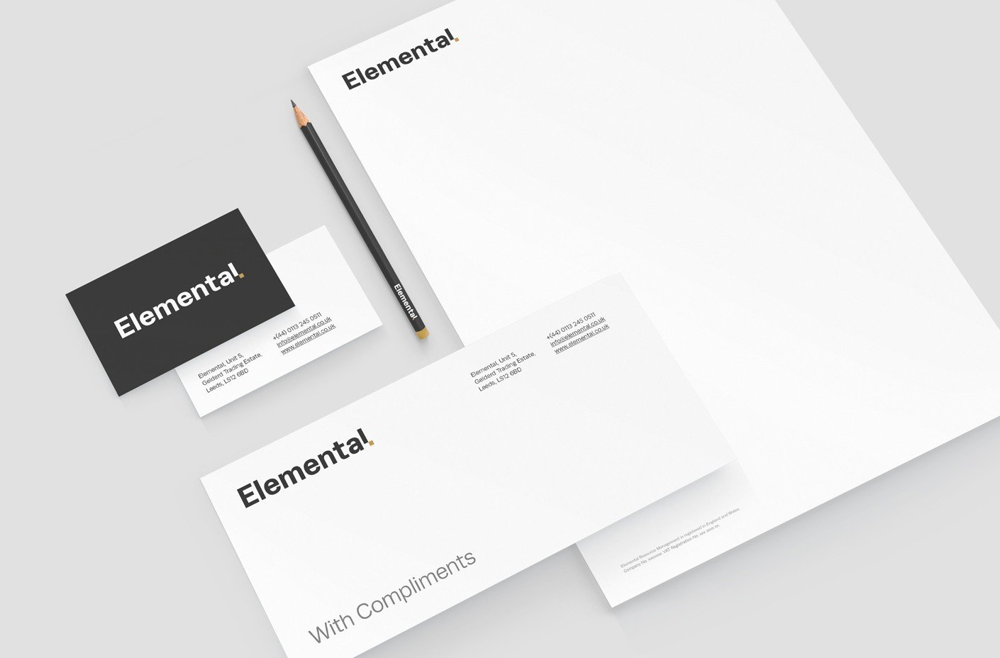 Elemental stationery