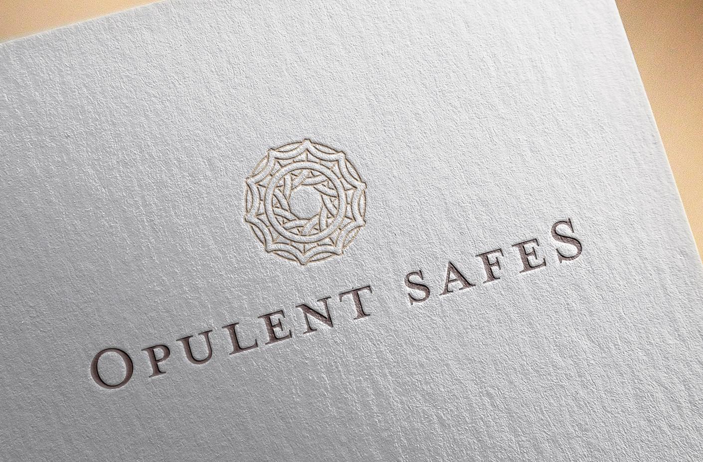 Opulent Safes logo