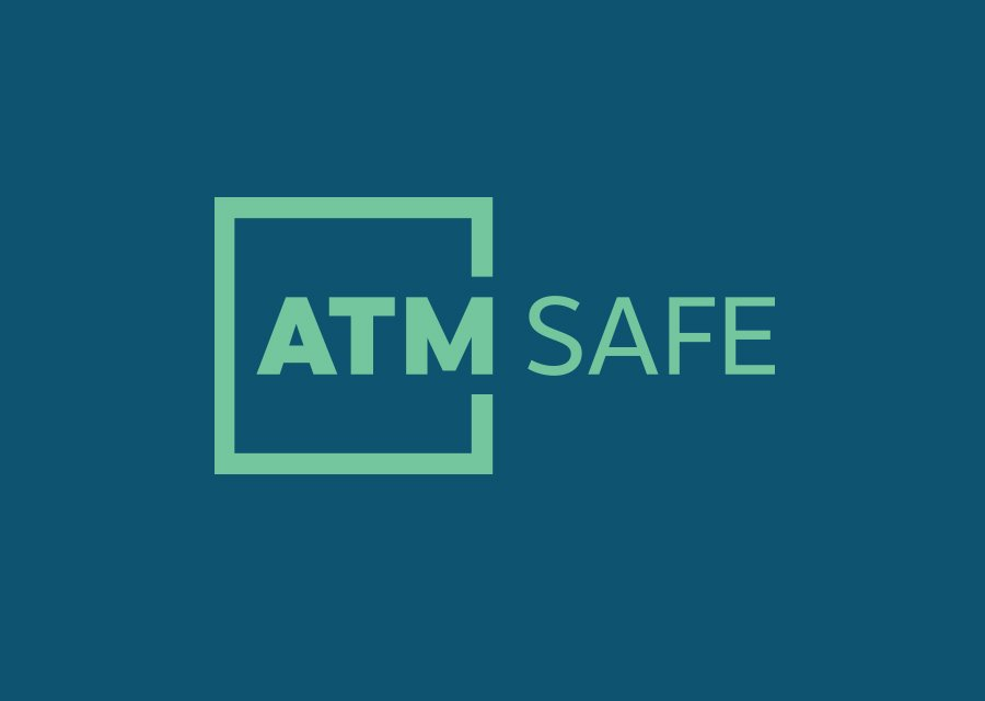 ATM Safe logo (primary)