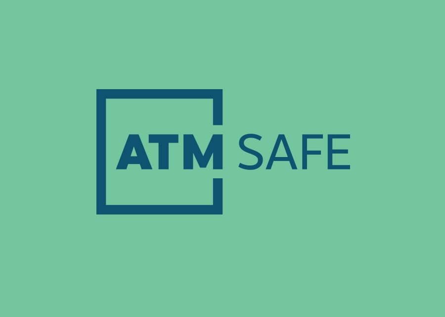 ATM Safe logo (secondary)