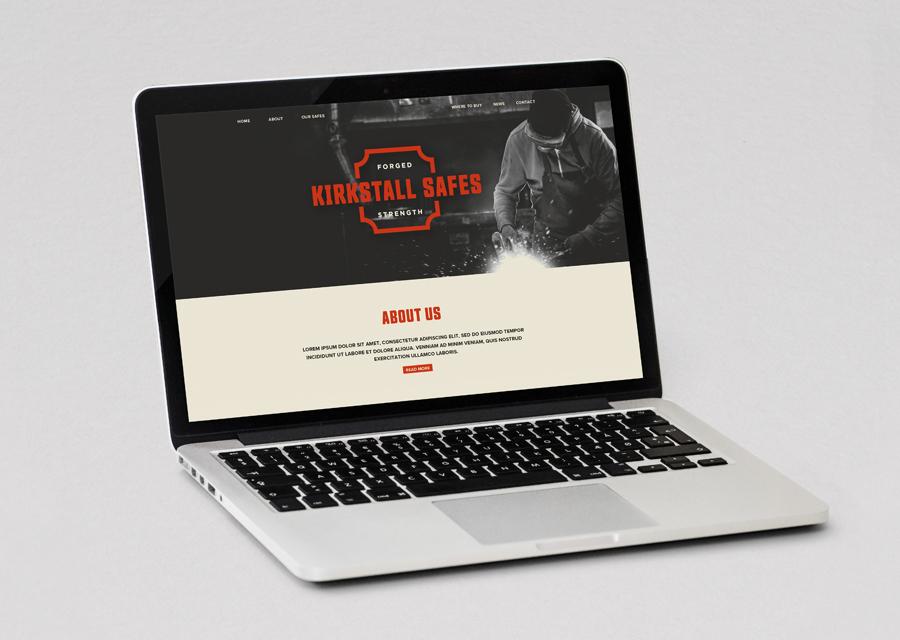Kirkstall Safes website